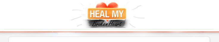 """""""Goodguy's"""" Blogspot: how to mend a broken heart"""