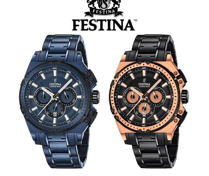 ⌚ Festina Chronograph ab 259€ (-35%) #uhr #herrenuhr #armbanduhr #festina #menswear #chronograph #gentlemen #style