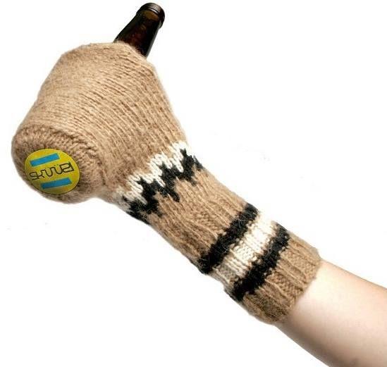 Beer gloves. #favoritethings