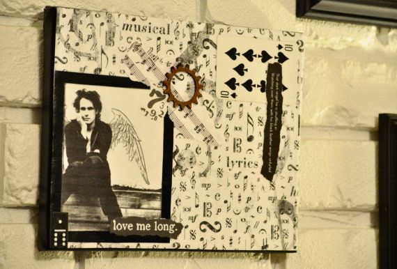 Rock N Roll Home Decor : Pin by celineterese on Rock N Roll Home ...
