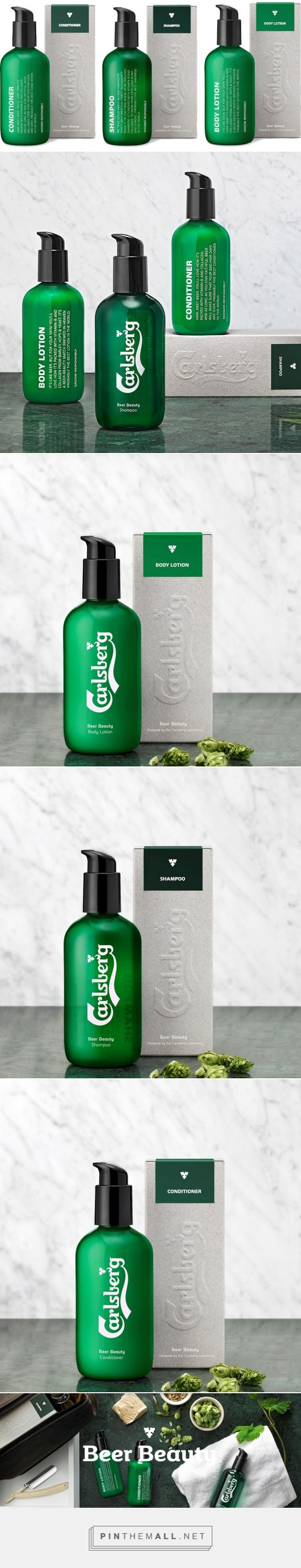Carlsberg Beauty — The Dieline - Branding & Packaging - created via http://pinthemall.net