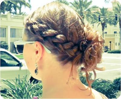 : Hair 3, French Braids, Bridesmaid Hair, Hair Styles, Casual Hair, Hair Beauty, Hair Nails Makeup, Big Hair, Girly Her Hair