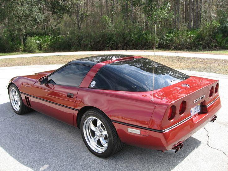 1986 Chevrolet Corvette - the only Corvette I will ever like