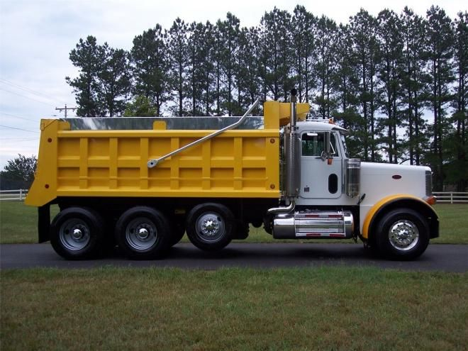 2004 peterbilt dump truck | 2004 Peterbilt 379 Truck For Sale in Virginia Dry Fork, Used Peterbilt ...