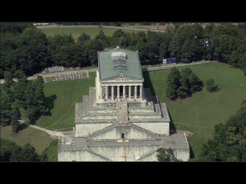 O Mundo Visto do Céu - Alemanha, Bayreuth até Munique - Discovery HD The...