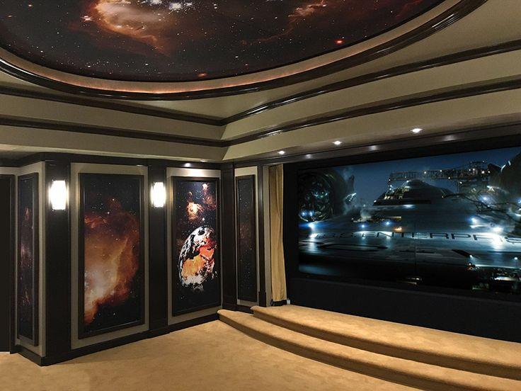 home theater design. Interior Design Ideas. Home Design Ideas
