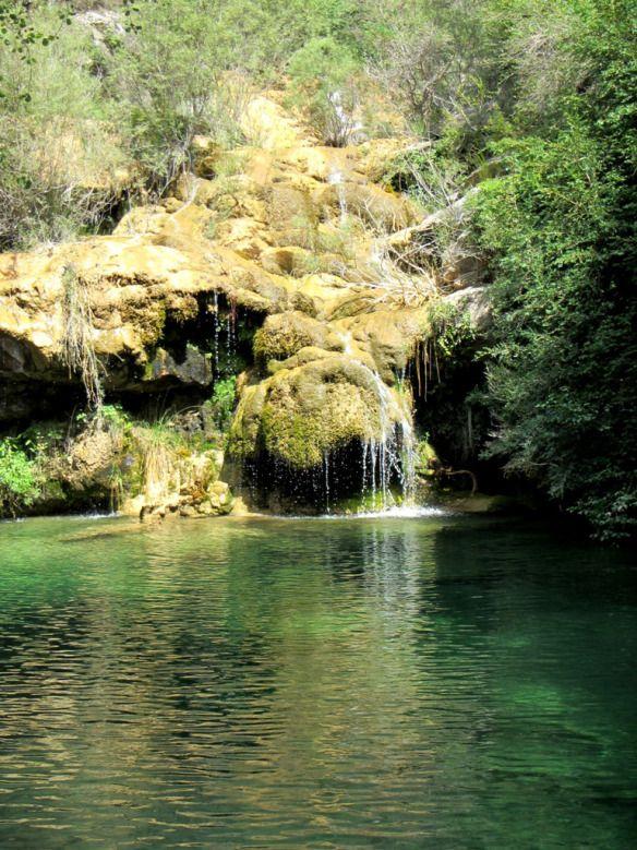 El Barranco de Orlato Huesca Aragon España