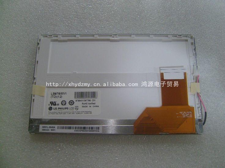 Lg оригинальный 7-дюймовый LB070WV1 ( тд ) ( 12 DVD цифровая фоторамка жк-дисплей