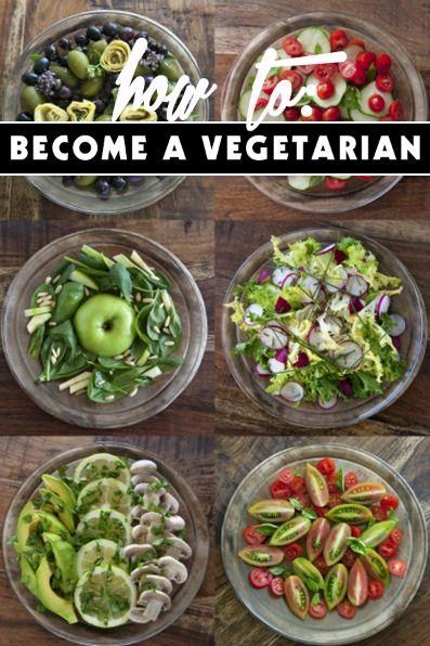 cómo convertirse en un vegetariano, esto es una gran lista de cosas que la mayoría de las personas no piensan en cuando se convierten en un vegetariano