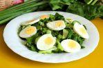 Вкусные и полезные летние салаты