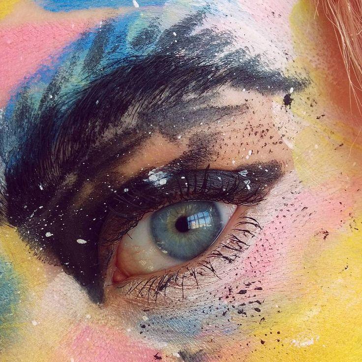 corolful makeup Koki9