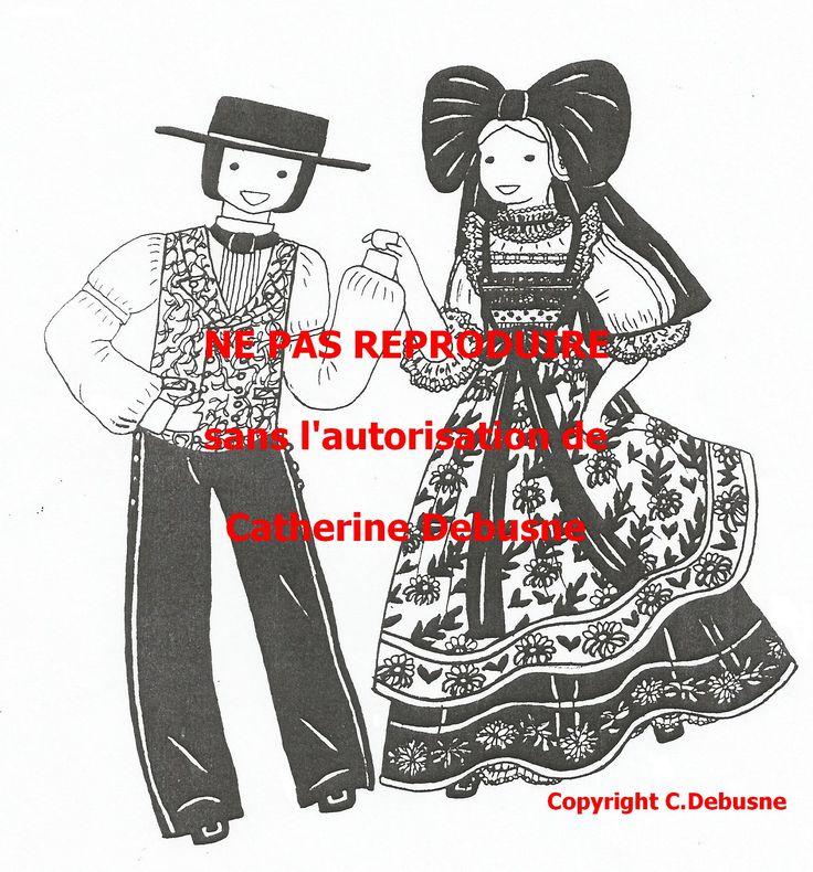 CHERCHE partenaires commerciaux pour éditer objets souvenirs sur le Patrimoine Culturel qu'est le costume traditionnel