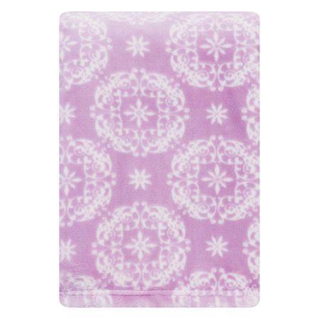 Trend Lab Lavender Medallion Reception Blanket   – Products