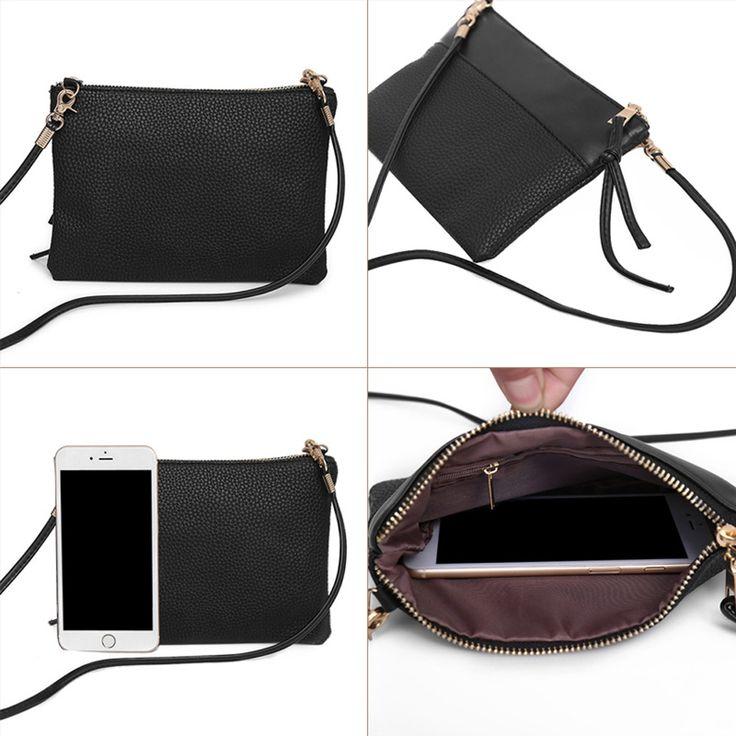 New PU Ženy Malé ženy kabelky Kožené tašky Ramenní popruh Ženy Messenger Bag kabelka Bolsos Mujer Bolsas Feminina taška