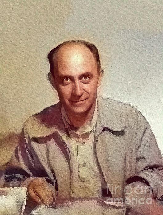 Enrico Fermi, Scientist   Art - Portraits, Landscapes ...