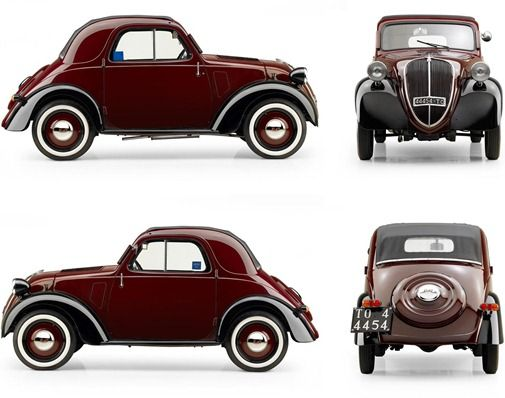 40 Best Vintage Topolino Fiat 500 Italy Images On Pinterest