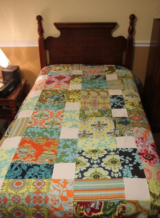 632 best Big Block Quilts images on Pinterest   Projects, Crafts ... : sew big quilt blocks - Adamdwight.com
