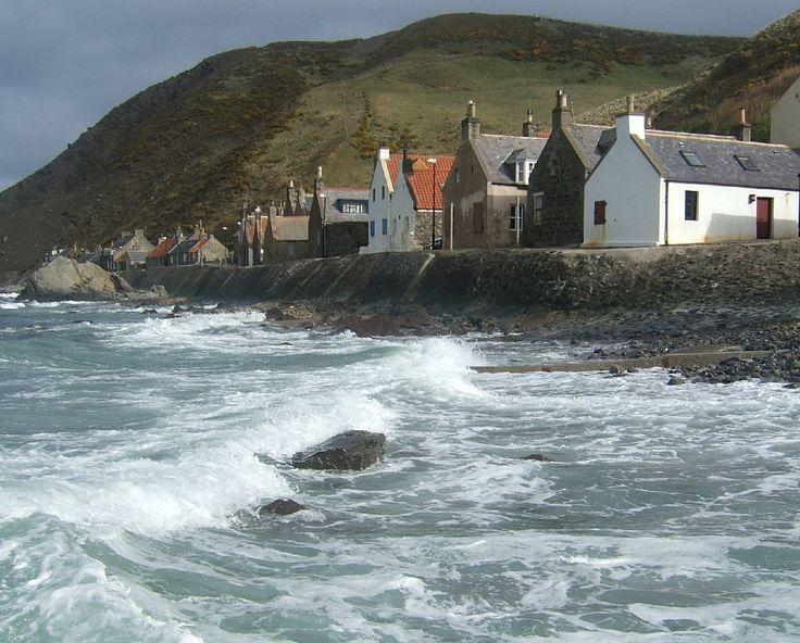 29 best crovie images on pinterest british isles coast for Ocean isles fishing village