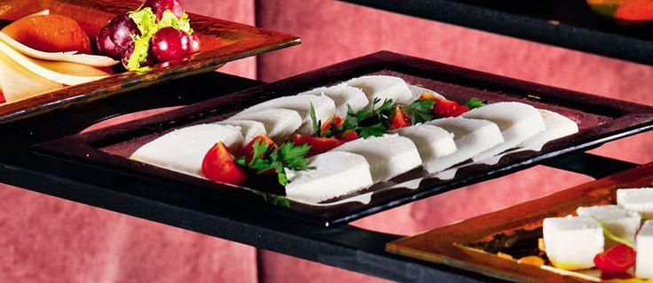 Big rectangular glass plate & 59 best Buffet Plates images on Pinterest | Buffets Food buffet and ...