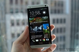 HTC one  handsome droid.