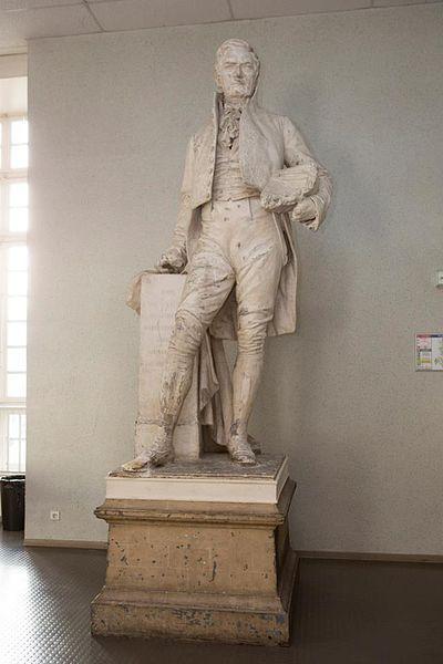 Statue de Gay-Lussac
