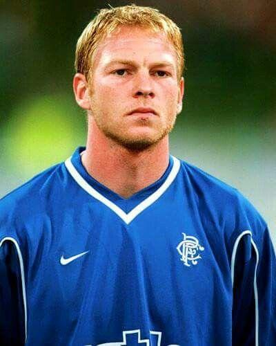 Jorg Albertz Glasgow Rangers