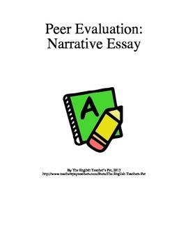 narrative essay examples about family