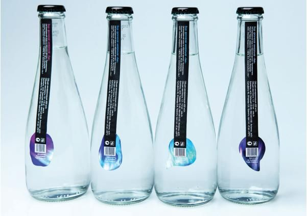 Packaging on TrendMonitor: Arctic Mineral Water ´AMI´