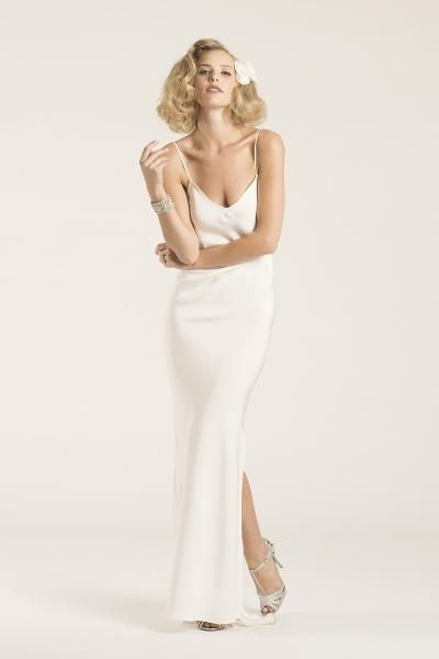 wedding slip dress wedding gowns wedding dressses amy kuschel dress