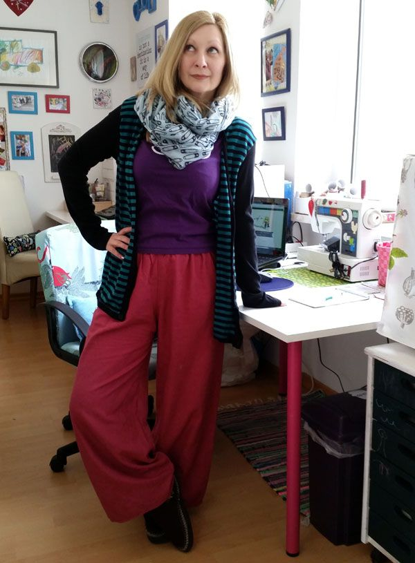 A Lounge Wear Thrifty Thursday - Confessions of a Refashionista