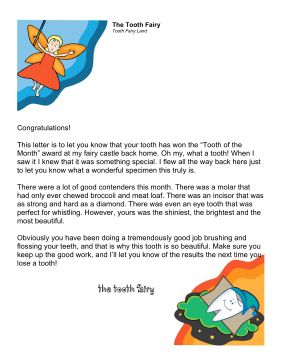 tooth fairy letter this free printable letter from the tooth 13835 | 280713665f0006b8f6858ec17619846c tooth fairy letters printable letters