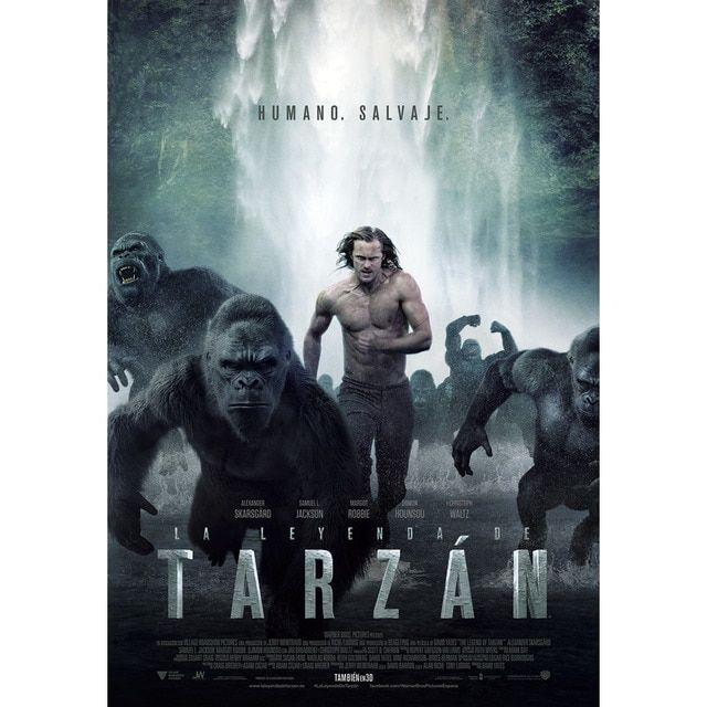 La Leyenda De Tarzán Dvd En 2020 Tarzan Pelicula Tarzán Películas Completas