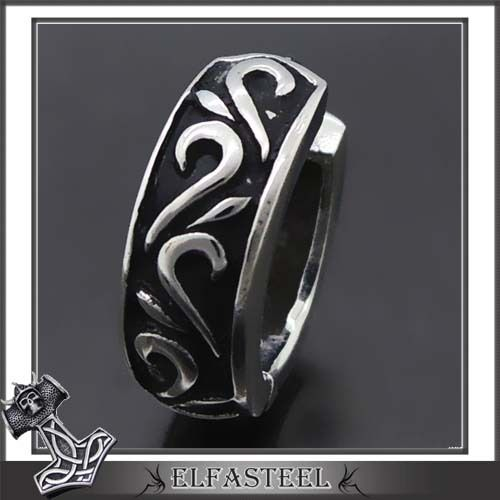 Find More Hoop Earrings Information about New Fashion 2015 One Pair of 316L Men's Celtic Pattern Boy's  Stainless Steel Huggie Earrings,High Quality celtic engagement ring settings,China steel wire rope thimble Suppliers, Cheap steel football from Elfasteeel Flagship Store on Aliexpress.com