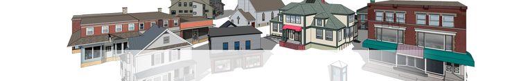 SketchUp for K12 Education: 3D maps