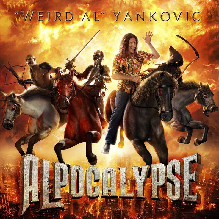 """Weird Al"" Yankovic - Alpocalypse"