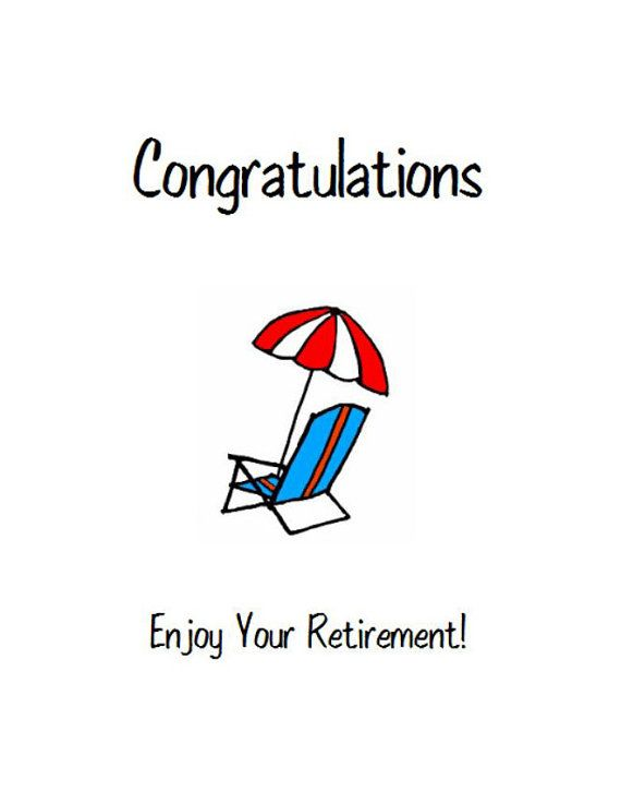 Best 25+ Retirement congratulations ideas on Pinterest Fun - congratulation letter