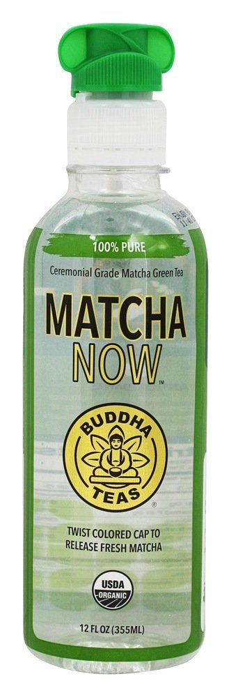 Buddha Teas - Organic Matcha Now 100% Pure - 12 oz.