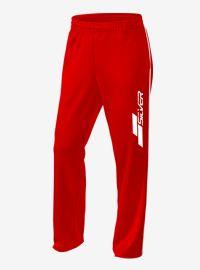 SilverSportWear Pantalón Deportivo Glory color rojo