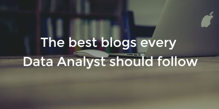 A list of the best websites and blogs on data analysis and data science that are…