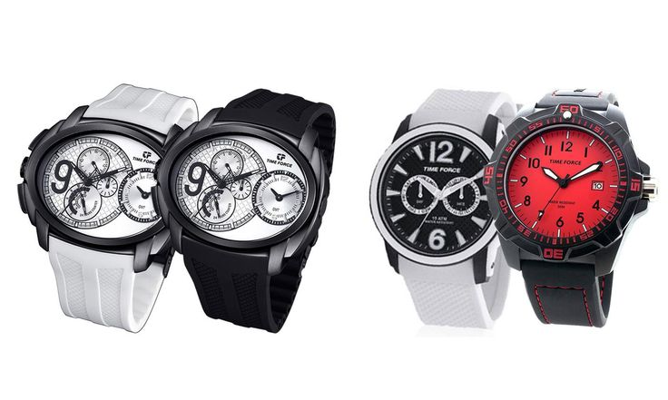 Groupon Goods Global GmbH: Relojes Time Force para hombre