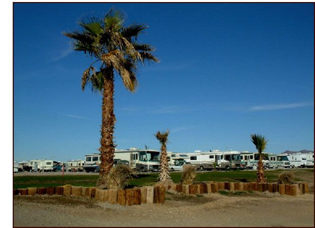 Park Place RV In Quartzsite Arizona