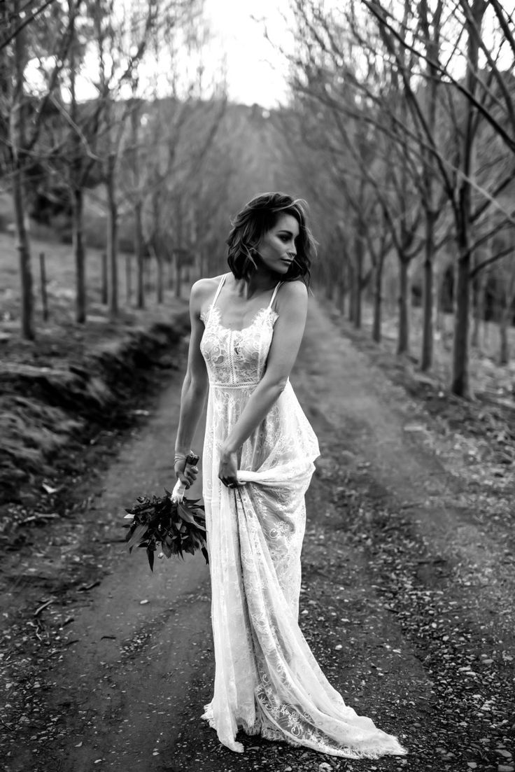 White Lace Wedding dress gown Melbourne Wedding weddings