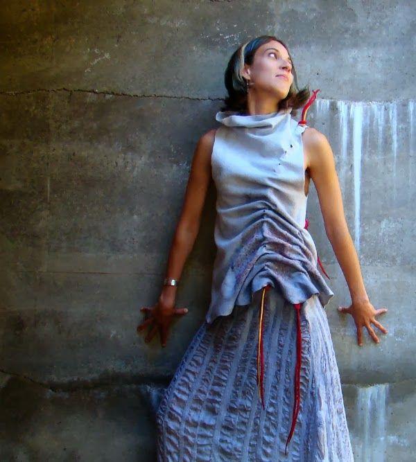 Fiona Duthie: Felt Fashion-2013