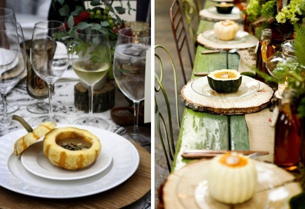 15 Cosy & Chic Autumn Wedding Decor Details | SouthBound Bride