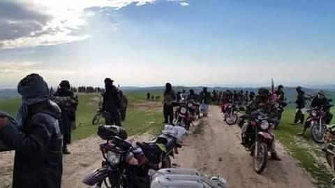 Uruzjan, Islamic Emirate of Afghanistan Mujahideen