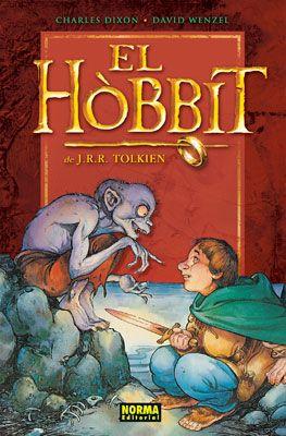 EL HÒBBIT de J.R.R. Tolkien. Ed. Norma Tretze nans, un mag, un drac,un anell màgic i un tresor marcaran el destí d 'en Bilbo, un hòbbit que veurà com la seva tranquil·la vida fa un gir radical amb la inesperada visita d 'en Gandalf. El millor de la fantasia i l 'aventura és a les pàgines d' EL HÒBBIT , un pròleg imprescindible per entendre EL SENYOR DELS ANELLS , l'aventura amb la que J.R.R Tolkien ha batut tots els rècords.