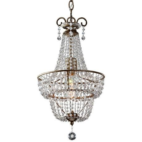 how to clean a crystal chandelier without taking it apart