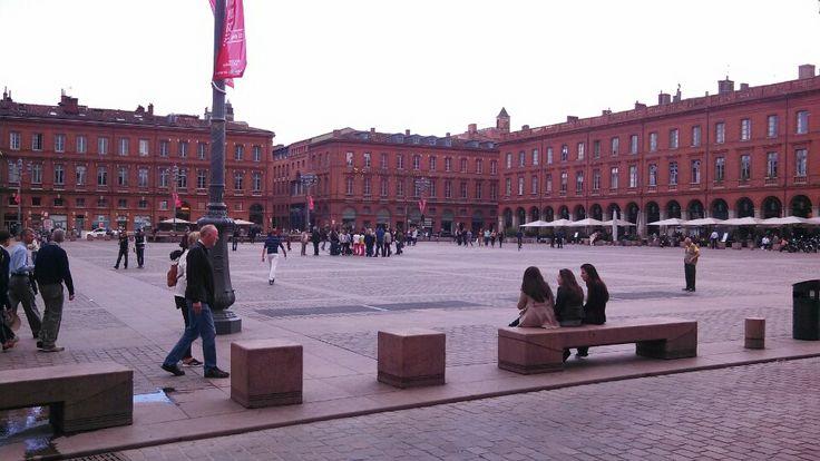 Toulouse à Midi-Pyrénées