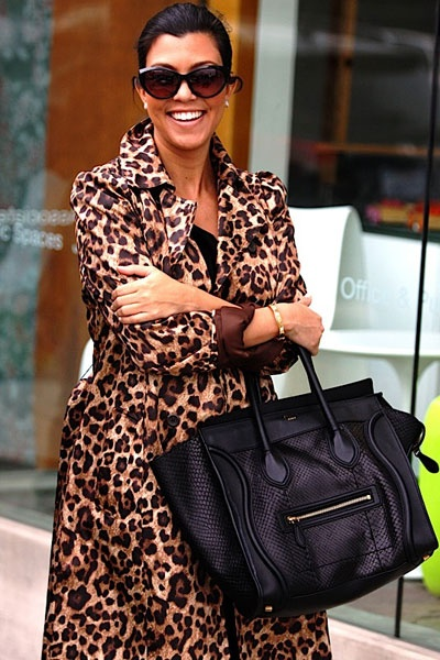 Last Friday we noted a particularly interesting tweet from a PR at luxury department store Harvey Nichols concerning the endlessly-covetable Celine Luggage Tote....