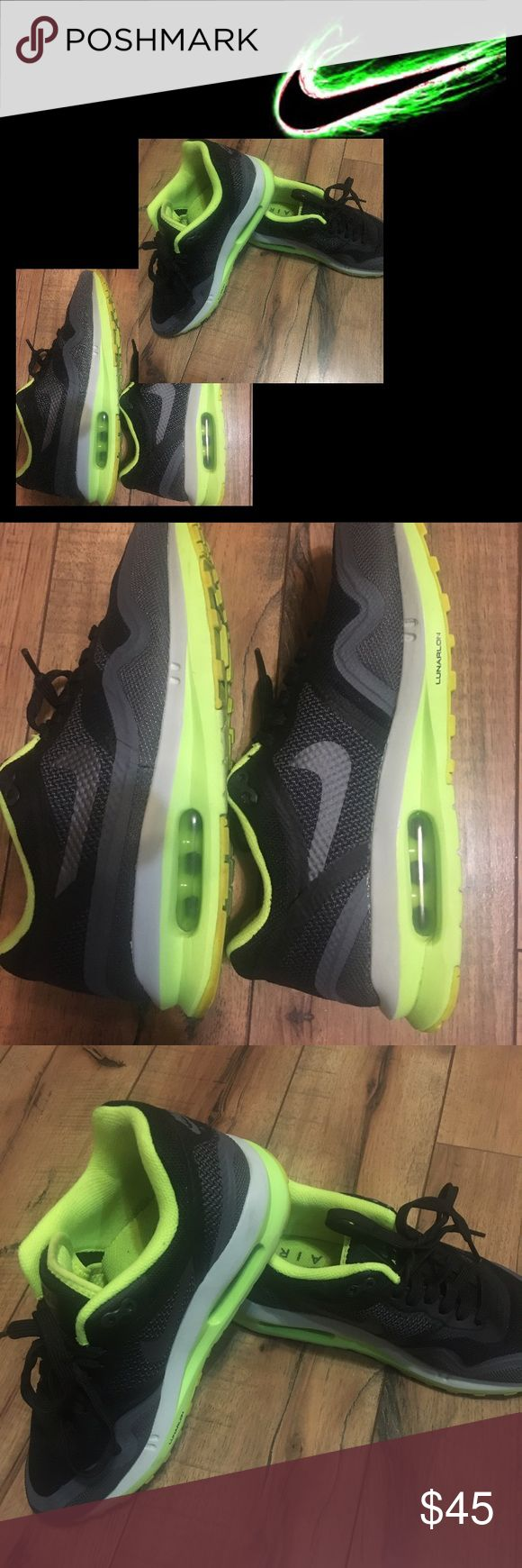 💚💚 Nike air max 7 - from Nordstrom. Good shape 💚🖤 Nike air max 7 ! Woman's  size 6 . Good shape ! Nike Shoes Athletic Shoes